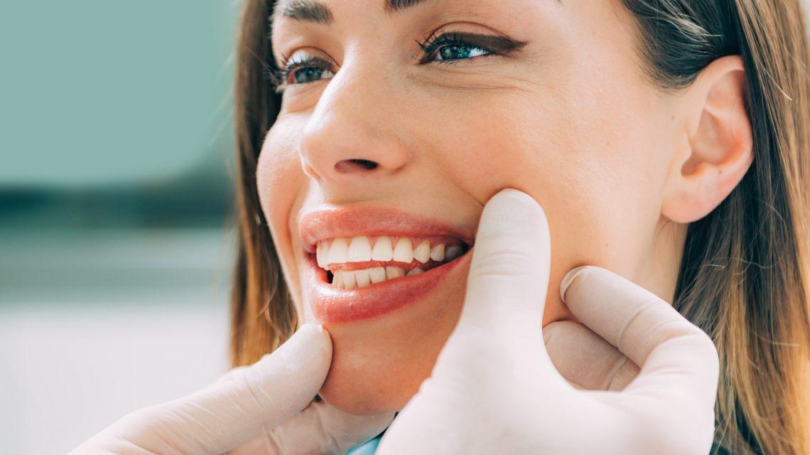 dentist in Burnaby patient exam image in norburn dental burnaby dentist